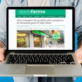 DIARIOFARMA - Seis consejos de gestión para preparar la farmacia para el año 2021
