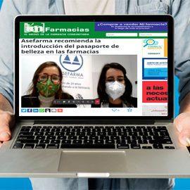 IMFARMACIAS - Asefarma recomienda la introducción del pasaporte de belleza en las farmacias