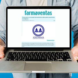 FARMAVENTAS - Claves para un consejo farmacéutico adecuado a pacientes oncológicos