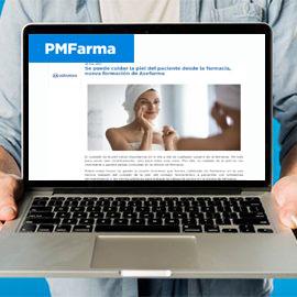 PMFARMA - Se puede cuidar la piel del paciente desde la farmacia, nueva formación de Asefarma