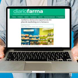 DIARIOFARMA - Asefarma destaca la importancia del plan de marketing en la farmacia