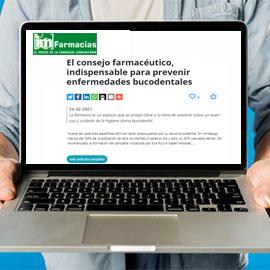 IMFARMACIAS - El consejo farmacéutico indispensable para prevenir enfermedades bucodentales