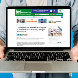 IMFARMACIAS - La preparación de la farmacia para la atención de la astenia y alergia primaveral