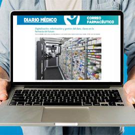 DIARIOMEDICO - Digitalización robotización y gestión del dato claves en la farmacia del futuro