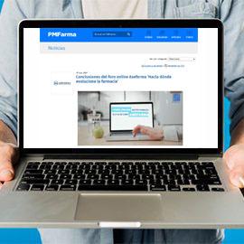 PMFARMA - Conclusiones del foro online Asefarma 'Hacia dónde evoluciona la farmacia'