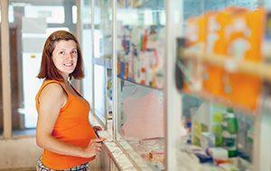 embarazada consejo farmacia